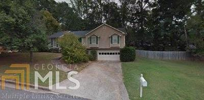 Marietta Single Family Home Under Contract: 1435 Glynn Oaks Dr