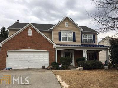 Kennesaw Single Family Home New: 1555 Anna Ruby Ln