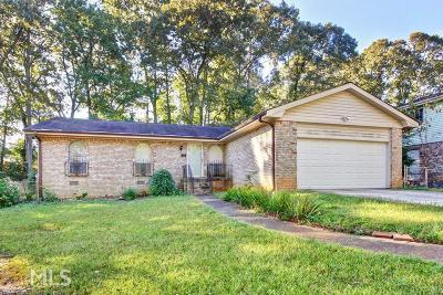 Jonesboro Single Family Home New: 2865 Botany Dr