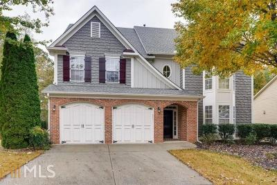 Alpharetta Single Family Home New: 525 Stillhouse Ln