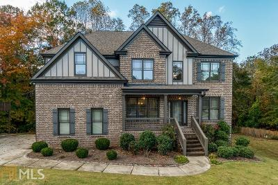 Buford Single Family Home New: 2527 Summer Song Way