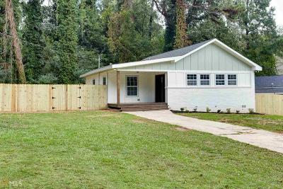 Decatur Single Family Home New: 1564 Belva