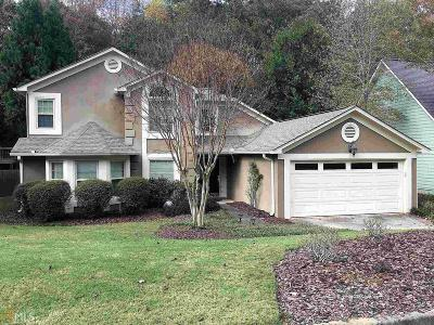 Roswell Single Family Home New: 8990 Terrace Club Dr