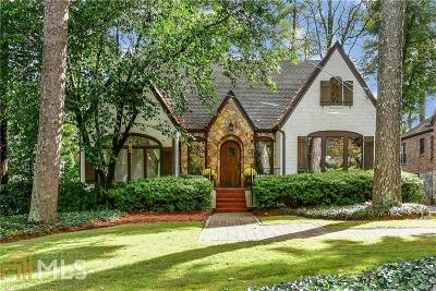 Morningside Single Family Home Under Contract: 1653 Johnson Rd