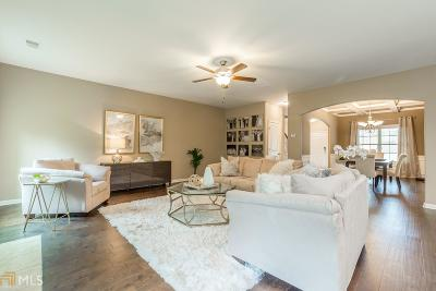 Newnan Single Family Home New: 285 Briandwood Dr