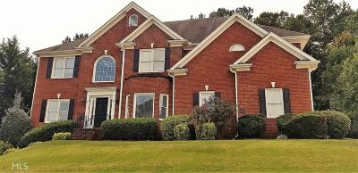 Suwanee Single Family Home New: 3838 Shadow Loch