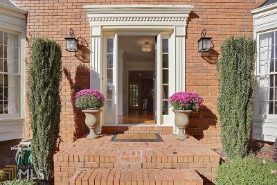 Single Family Home New: 1805 Jacksons Creek Dr