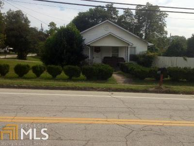 Covington Single Family Home New: 5176 Newton Dr