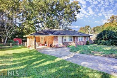 Rex Single Family Home New: 6575 Amity Ct