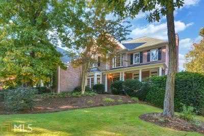 Marietta Single Family Home New: 612 Belmont Crest Dr