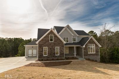 Loganville Single Family Home New: 241 Chandler Walk