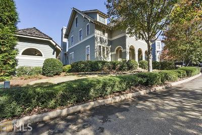 Cumming Single Family Home New: 6885 Bucks Rd