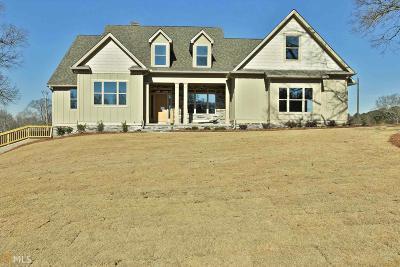 Newnan GA Single Family Home New: $489,900