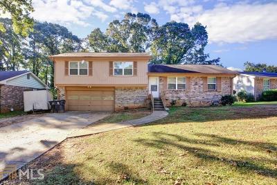 Jonesboro Single Family Home New: 2849 Botany Dr