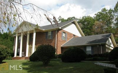 Hiawassee Single Family Home For Sale: 1564 Victoria Woods Dr