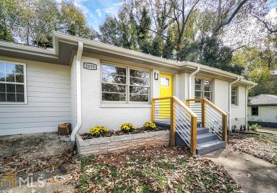 Decatur Single Family Home New: 1650 San Gabriel Ave