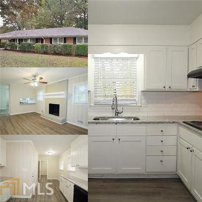 Austell Single Family Home For Sale: 3722 Hicks Rd