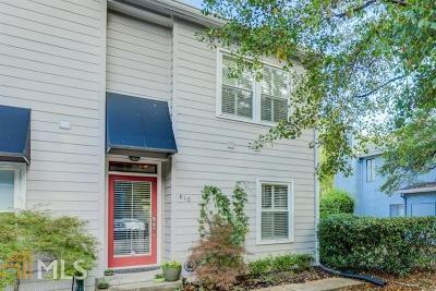 Condo/Townhouse New: 810 Dixie Ave