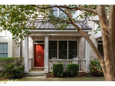 Condo/Townhouse Under Contract: 190 Marion Pl