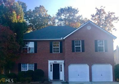 Grayson Single Family Home New: 1224 Lakeview Cv Dr #2
