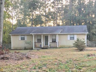 Monroe Single Family Home New: 1748 NW Walton Rd