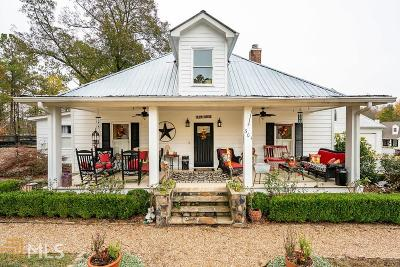 Powder Springs Single Family Home New: 301 Holland Rd