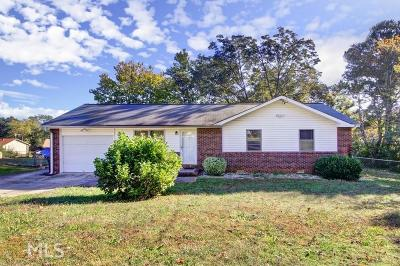 Rex Single Family Home New: 2831 Peggy Sue Dr
