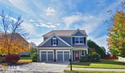 Cumming Single Family Home New: 4760 Stonehaven Vw