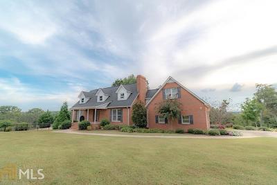 Gordon County Single Family Home For Sale: 1862 Union Grove Church Rd