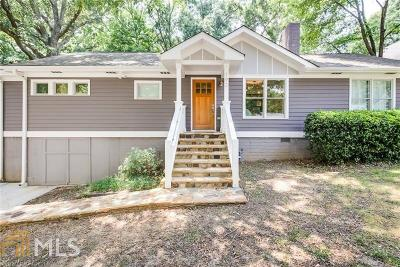 Atlanta Single Family Home Under Contract: 192 Sisson Ave