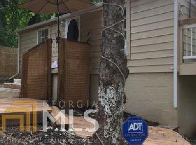 Single Family Home For Sale: 2021 Moody Dr