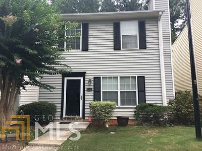 Tucker Condo/Townhouse Under Contract: 6388 Wedgeview Dr