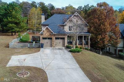 Lumpkin County Single Family Home New: 103 Madison