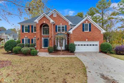 Suwanee Single Family Home New: 2292 Lake Haven Way