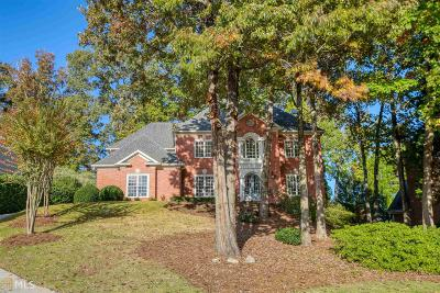 Johns Creek Single Family Home For Sale: 1414 Spyglass Hill Dr