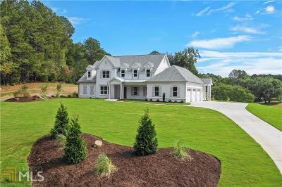 Woodstock Single Family Home For Sale: 1484 Rucker Cir