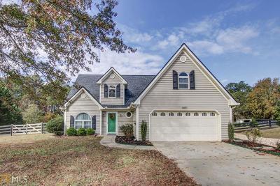 Loganville Single Family Home Under Contract: 4651 Cedar Dr
