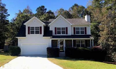 Loganville Single Family Home New: 3015 Sierra Ridge Ct