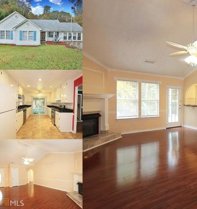 Buford Single Family Home New: 2099 Old Flowery Branch Rd