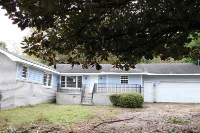 Ellenwood Single Family Home New: 3465 Linecrest Rd
