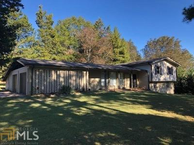 Marietta Single Family Home New: 835 Vista Vw