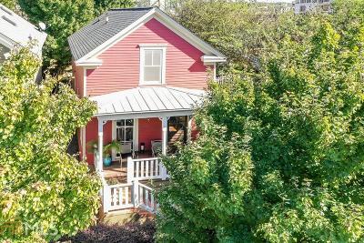 Cabbagetown Single Family Home For Sale: 258 Estoria St