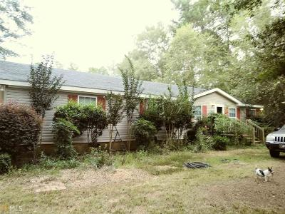 Butts County Single Family Home New: 3285 High Falls Rd