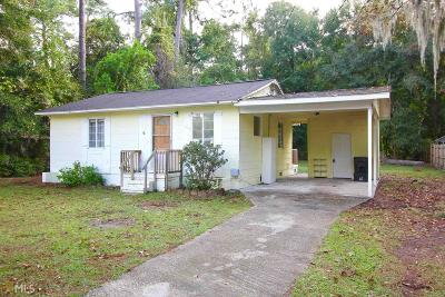 St. Marys Single Family Home For Sale: 104 Borrell Blvd