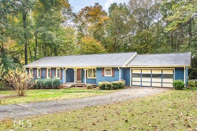 Tucker Single Family Home Under Contract: 2786 Goodfellows Rd