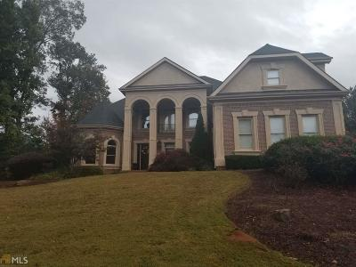 Coweta County, Fayette County, Henry County Single Family Home New: 110 Robinwood Ct