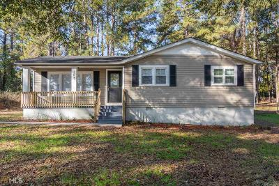 Stockbridge Single Family Home New: 165 Old Stagecoach Rd