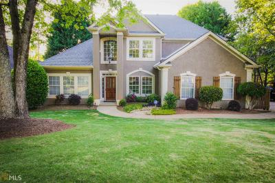 Peachtree City Single Family Home Under Contract: 121 Terrane Ridge