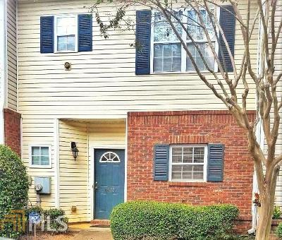 Tucker Condo/Townhouse Under Contract: 4222 Quailbrook Ct