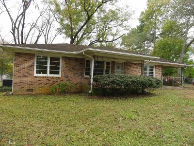 Elbert County, Franklin County, Hart County Single Family Home Under Contract: 145 Benson St